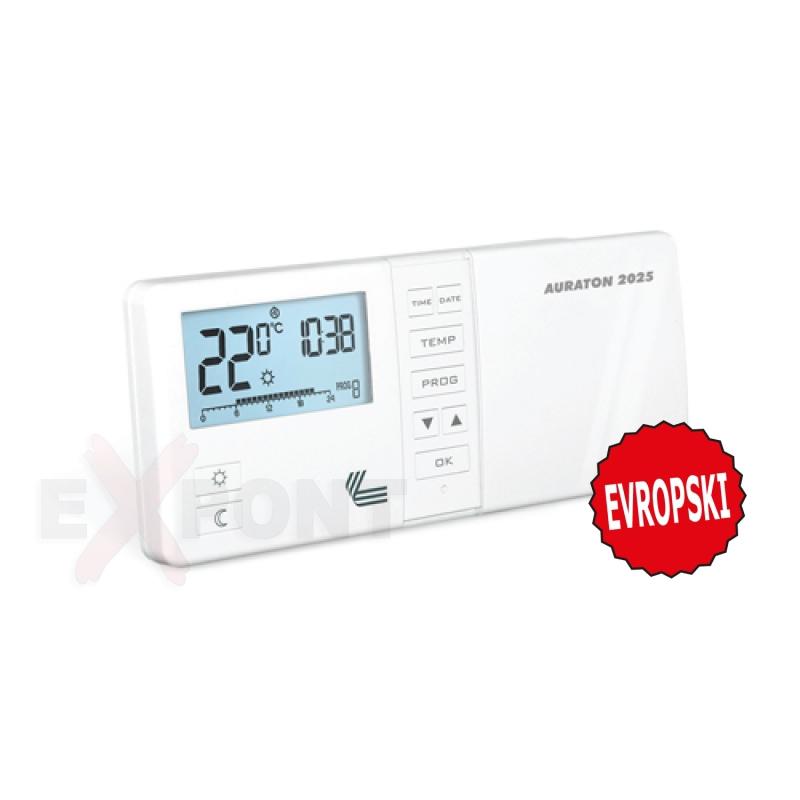 Termostat za grejanje AURATON 2025 digitalni zicani