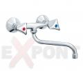 Zidna baterija za sudoperu ili umivaonik ROSAN KLASIK izliv 200mm
