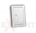 Vrata za dimnjak 120x180 ANKO bela Super cena Srbija