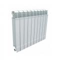 Aluminijumski radijator TRIPLO je elegantan i ekonomican proizvod sa tri otvora savremenog dizajna. Sastav sa aluminijumskim radijatorom TRIPLO vrlo b